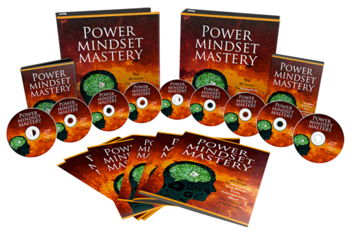 Power Mindset Mastery Video Course and Bonus Guides
