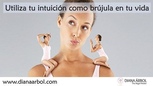 Utiliza la intuición como brújula en tu vida
