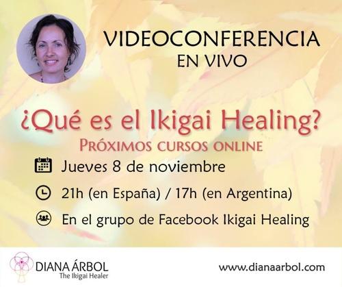Presentación Ikigai Healing