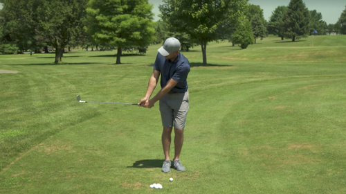 Short Game: Stock Chipping
