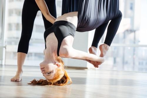 80hr Aerial Restorative Yin Yoga Teacher Training Certification