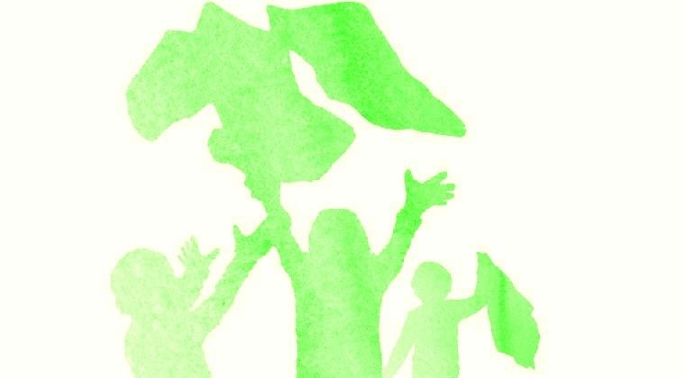 Grün, grün, grün sind alle meine Kleider