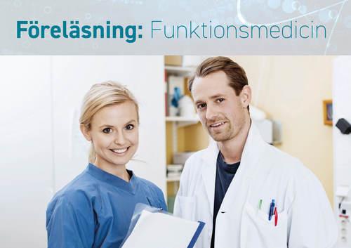Föreläsning Funktionsmedicin Umeå 14 mars 2019