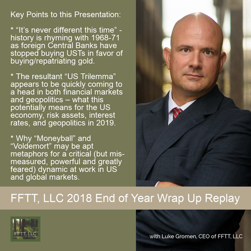 FFTT, LLC 2018 End of the Year Wrap Up Event Replay