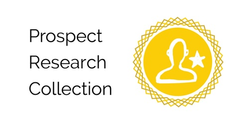 Prospect Research Collection