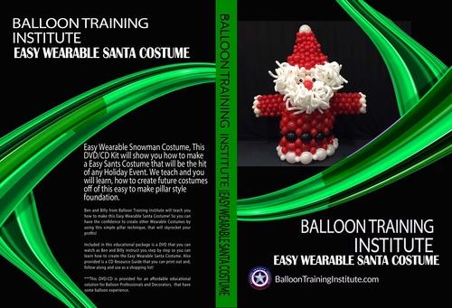 Easy Wearable Santa Costume