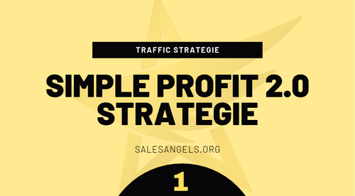 1. SimpleProfit Strategie
