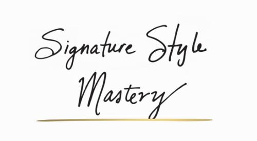 Signature Style Mastery