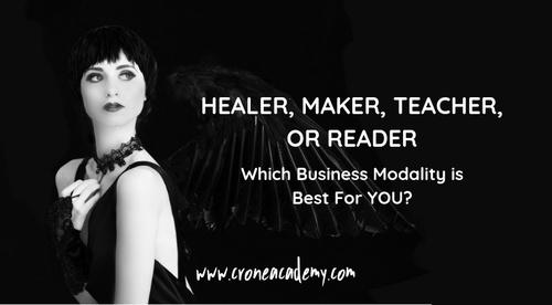 HEALER, MAKER, TEACHER, or READER 3-Day Series