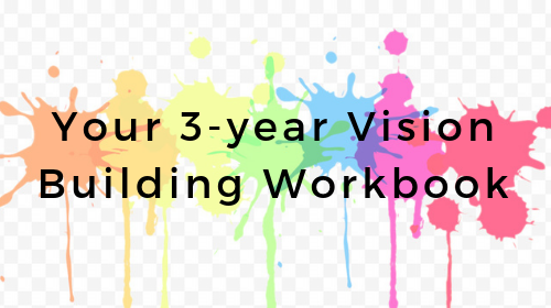 Your 3 Year Vision : A Workbook