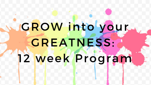 Grow into your Greatness February 2019