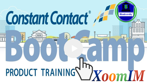 Constant Contact Email Marketing Boot Camp