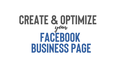 Optimize your Facebook Business Page
