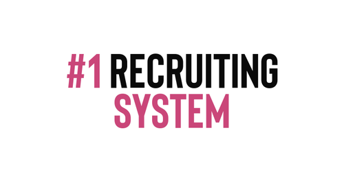 #1 Recruiting System