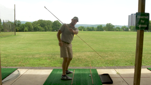 Backswing Faults and Fixes