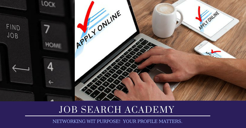 Job Search Strategy Academy