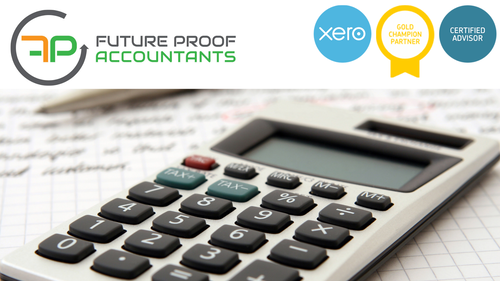 Building a Tax Planning Template in Xero