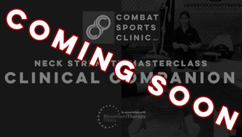 Neck Strength Masterclass - Clinical Companion