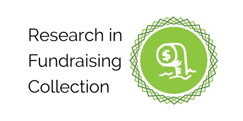 Research in Fundraising Collection