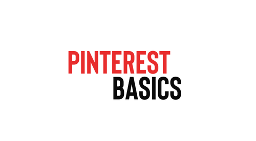 Getting Started on Pinterest