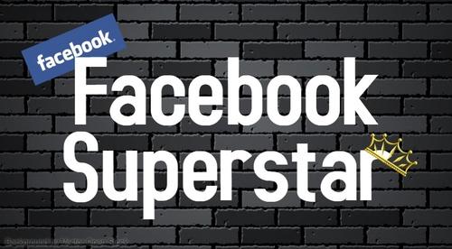 Level 4 - Facebook Superstar