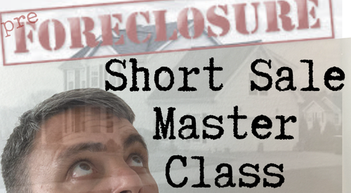Short Sale with a Master Class