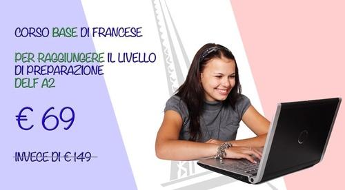 Corso Francese Online Base