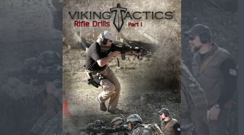 Rifle Drills (Pt 1) - Viking Tactics