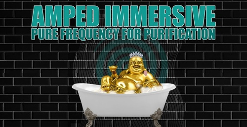 AMPED UNADULTERATED PURE FREQUENCY 2