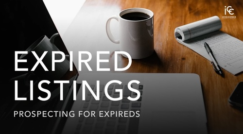 EXPIRED LISTINGS: Prospecting for Expired Listings - A Mini Course