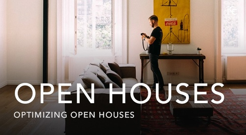 OPEN HOUSES: Optimizing Open Houses - A Mini Course