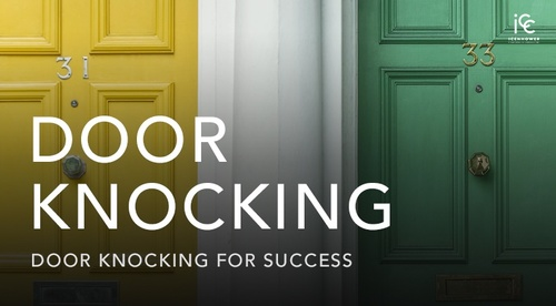 DOOR KNOCKING: Door Knocking for Success - A Mini Course
