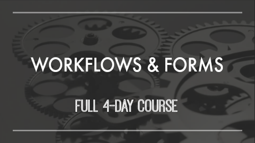 Workflows and Forms Full Course