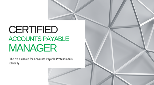 ACAPP Management | Certified Accounts Payable Manager (CAPM)