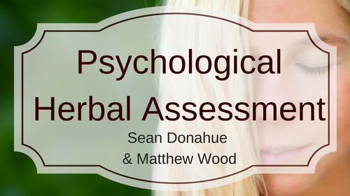 Psychological Herbal Assessment