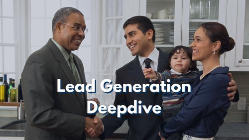 Lead Generation Deepdive