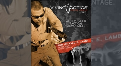 Pistol Drills (Pt 1) - Viking Tactics