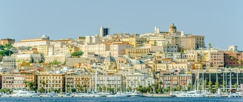 2 week study holiday in Cagliari
