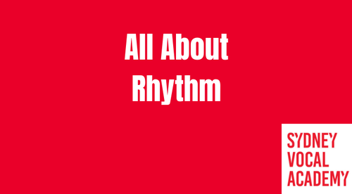 All About Rhythm