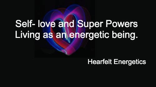 Self-love and Superpowers Intro