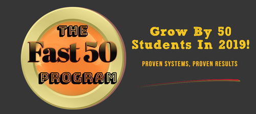 Fast 50 - Get 50 New Students In 2019