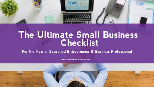 The Ultimate Small Business Checklist