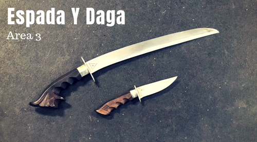 ESPADA Y DAGA Kali Area 3