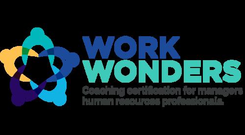 Work Wonders Starting September 5, 2019