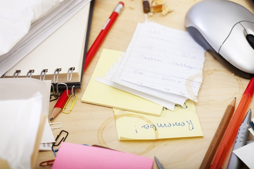 Notes, Document and File Management