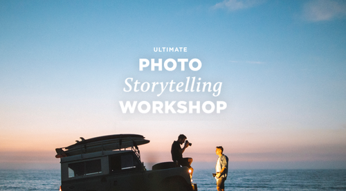The Ultimate Storytelling Workshop