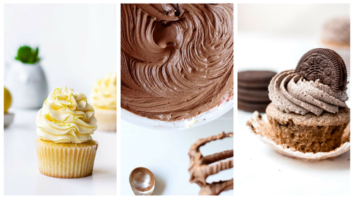 Eggless Cupcakes & Buttercream Essential