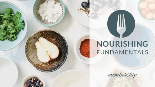 Nourishing Fundamentals