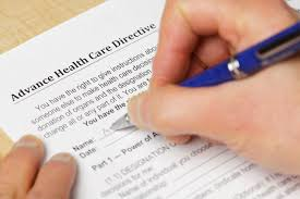 Advance Directives - Re-Certification 1