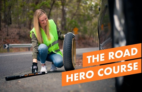 The Road Hero Course
